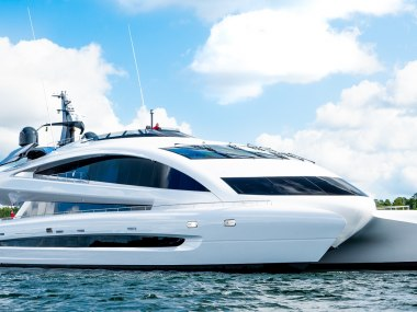 10 Years In The Making: Studio F.A. Porsche's Superyacht Makes Its Water Debut