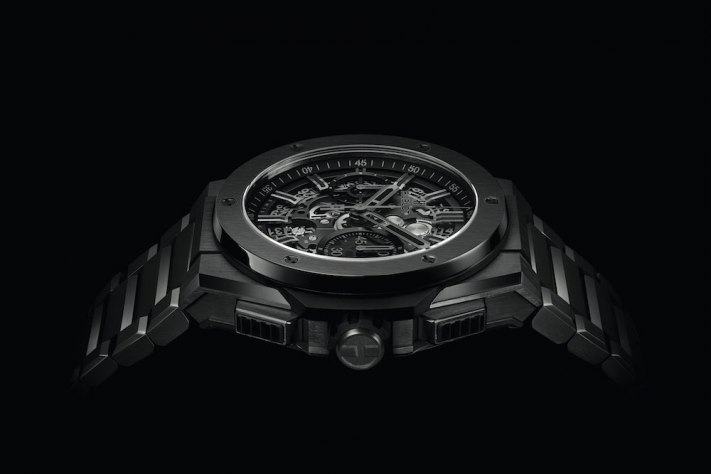 New Look For Big Bang As Hublot Launches Integrated Bracelet
