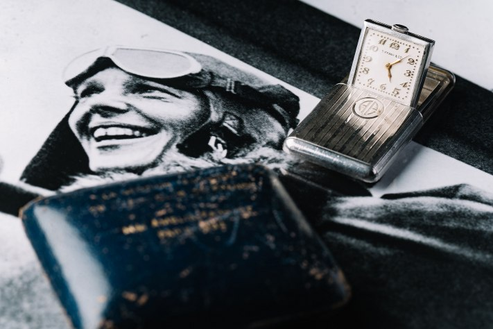 Amelia Earhart's Tiffany & Co Travel Watch And The Tragic Tale Of Two Aviation Pioneers