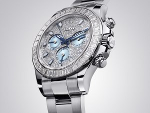 Diamond Covered Watches For Men Rolex Daytona