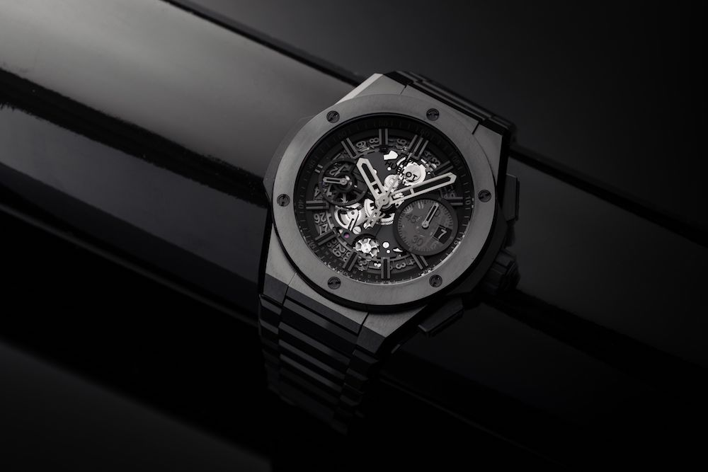 Hublot Big Bang Unico Integral: Big News For The Big Bang
