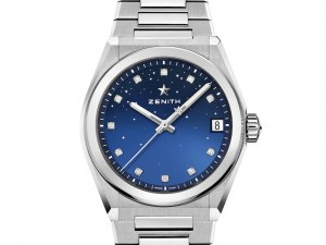 Zenith Kicks Off LVMH Watch Week With Tantalizing New Ladies Models