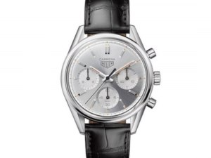 TAG Heuer Carrera Silver Limited Edition Celebrates 160 Years Of The Iconic Timepiece