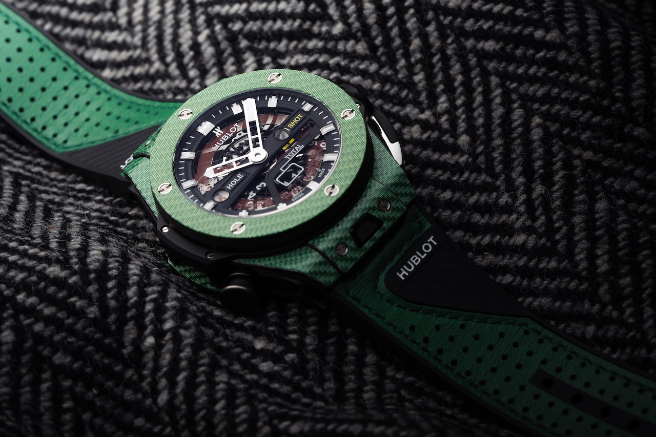 Golf Watches Designed In Collaboration With Golfers