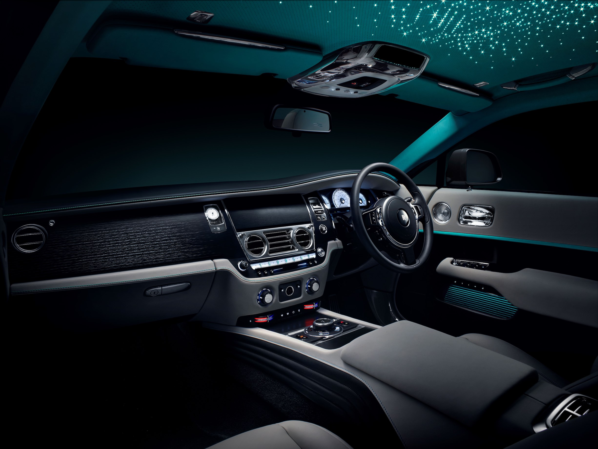 Introducing The New Rolls Royce Wraith Kryptos Collection