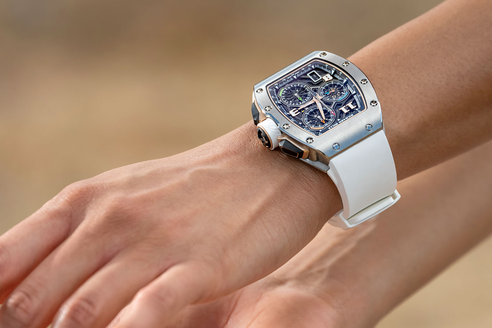 Richard Mille Takes A Leap Into The Future With The New Rm 72 01 Lifestyle In House Chronograph